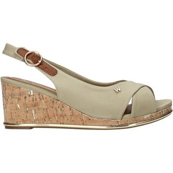 Čevlji  Ženske Sandali & Odprti čevlji Wrangler WL11653A Bež