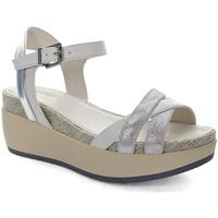 Čevlji  Ženske Sandali & Odprti čevlji Lumberjack SW27006 006EU P33 Biely