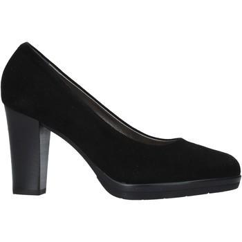Čevlji  Ženske Salonarji Confort 16I5860 Črna