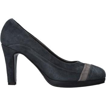 Čevlji  Ženske Salonarji Confort 3660 Modra