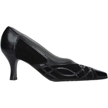Čevlji  Ženske Salonarji Confort 6326 Črna