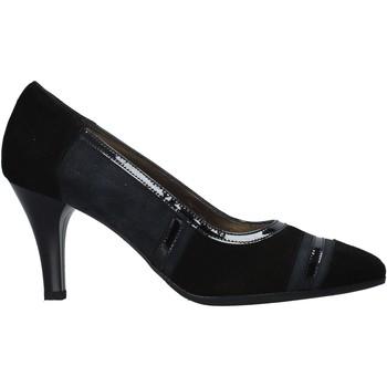 Čevlji  Ženske Salonarji Confort 16I1007 Črna
