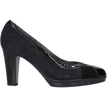 Čevlji  Ženske Salonarji Confort 15I1442 Modra