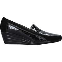 Čevlji  Ženske Mokasini Confort 3781 Črna
