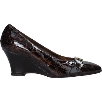 Čevlji  Ženske Salonarji Confort 7558 Rjav