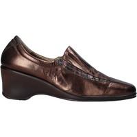 Čevlji  Ženske Mokasini Confort 6309 Rjav