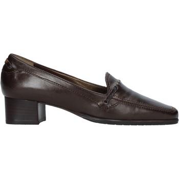 Čevlji  Ženske Mokasini Confort 6395 Rjav