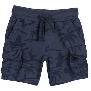 Oblačila Otroci Kratke hlače & Bermuda Chicco 09052977000000 Modra