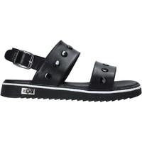 Čevlji  Deklice Sandali & Odprti čevlji Cult PLATE1 Črna