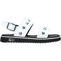 Čevlji  Deklice Sandali & Odprti čevlji Cult PLATE2 Biely