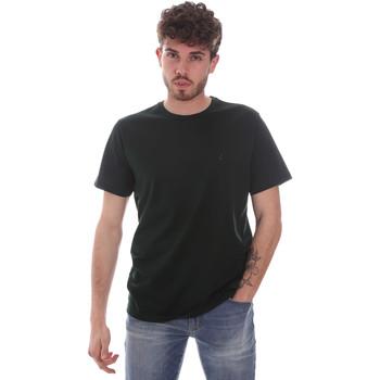 Oblačila Moški Majice s kratkimi rokavi Navigare NV71003 Zelena