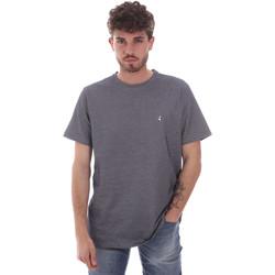 Oblačila Moški Majice s kratkimi rokavi Navigare NV81007 Siva
