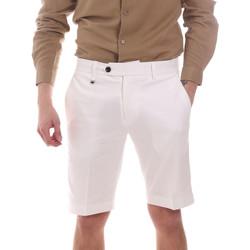 Oblačila Moški Kratke hlače & Bermuda Antony Morato MMSH00141 FA800142 Biely
