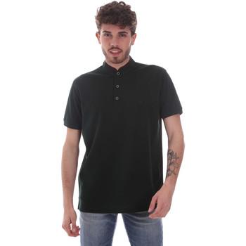 Oblačila Moški Polo majice kratki rokavi Navigare NV72072 Zelena