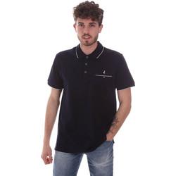 Oblačila Moški Polo majice kratki rokavi Navigare NV72068 Modra