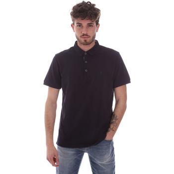 Oblačila Moški Polo majice kratki rokavi Navigare NV82124 Modra