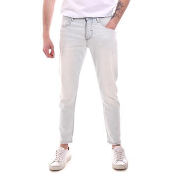 Oblačila Moški Kavbojke slim Antony Morato MMDT00251 FA750302 Modra