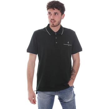 Oblačila Moški Polo majice kratki rokavi Navigare NV72068 Zelena