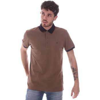Oblačila Moški Polo majice kratki rokavi Navigare NV82124 Rjav