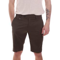 Oblačila Moški Kratke hlače & Bermuda Antony Morato MMSH00141 FA800142 Zelena
