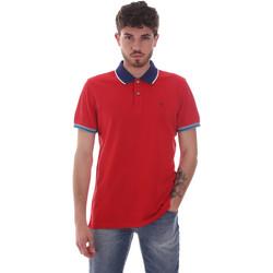 Oblačila Moški Polo majice kratki rokavi Navigare NV82112 Rdeča