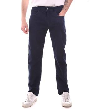 Oblačila Moški Jeans straight Navigare NV51081 Modra