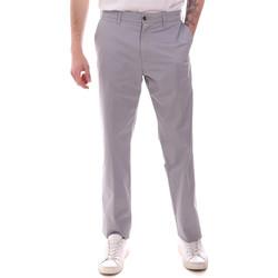 Oblačila Moški Hlače Chino / Carrot Navigare NV55223 Siva