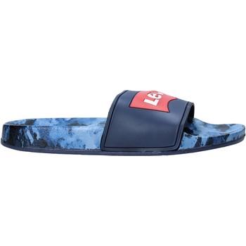 Čevlji  Otroci Natikači Levi's VPOL0070S Modra