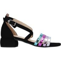 Čevlji  Ženske Sandali & Odprti čevlji Carmens Padova 45060 Črna
