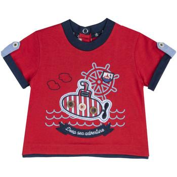 Oblačila Otroci Majice s kratkimi rokavi Chicco 09067162000000 Rdeča