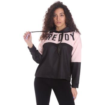 Oblačila Ženske Puloverji Freddy S1WSDS9 Črna