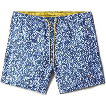 Oblačila Moški Kopalke / Kopalne hlače Napapijri NP0A4F7K Modra