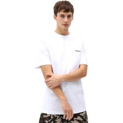 Oblačila Moški Majice s kratkimi rokavi Dickies DK0A4X9OWHX1 Biely