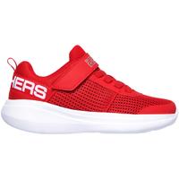 Čevlji  Otroci Nizke superge Skechers 97875L Rdeča