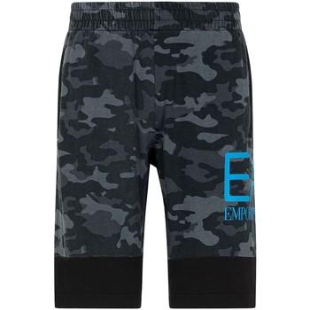 Oblačila Moški Kratke hlače & Bermuda Ea7 Emporio Armani 3KPS60 PJ5BZ Črna