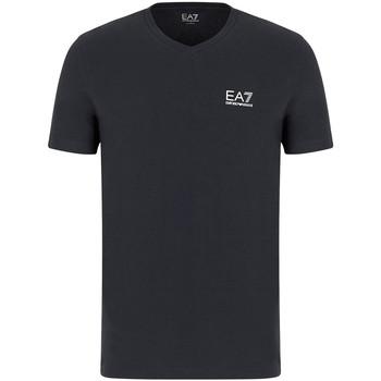 Oblačila Moški Majice s kratkimi rokavi Ea7 Emporio Armani 8NPT53 PJM5Z Siva