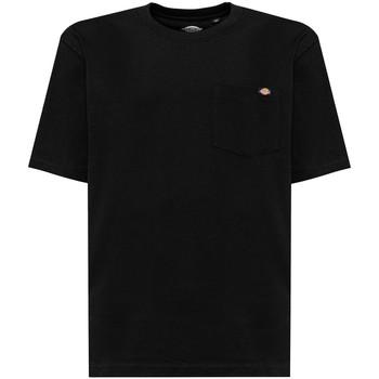 Oblačila Moški Majice s kratkimi rokavi Dickies DK0A4TMOBLK1 Črna
