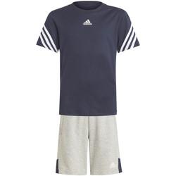 Oblačila Otroci Trenirka komplet adidas Originals GM6973 Modra
