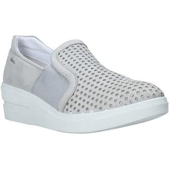 Čevlji  Ženske Mokasini IgI&CO 5153055 Siva