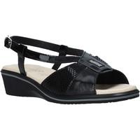 Čevlji  Ženske Sandali & Odprti čevlji Susimoda 270414 Črna