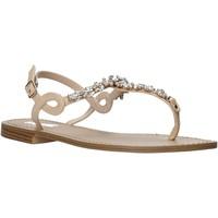 Čevlji  Ženske Sandali & Odprti čevlji Keys K-5100 Bež