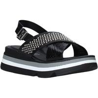 Čevlji  Ženske Sandali & Odprti čevlji Keys K-4952 Črna