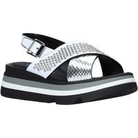 Čevlji  Ženske Sandali & Odprti čevlji Keys K-4952 Biely