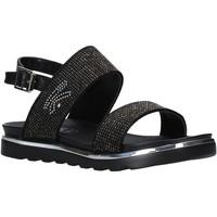 Čevlji  Ženske Sandali & Odprti čevlji Keys K-4971 Črna