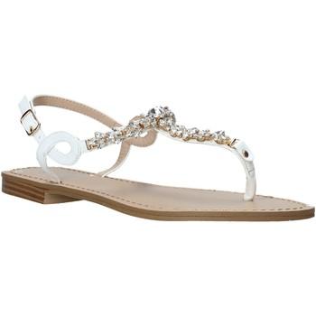 Čevlji  Ženske Sandali & Odprti čevlji Keys K-5100 Biely