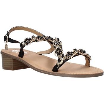 Čevlji  Ženske Sandali & Odprti čevlji Gold&gold A21 GL607 Črna