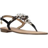 Čevlji  Ženske Sandali & Odprti čevlji Gold&gold A21 GL628 Črna
