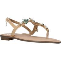 Čevlji  Ženske Sandali & Odprti čevlji Gold&gold A21 GL628 Bež