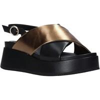 Čevlji  Ženske Sandali & Odprti čevlji Apepazza S1ZAFIRA02/LEA Črna