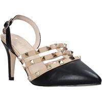 Čevlji  Ženske Sandali & Odprti čevlji Gold&gold A21 GP47 Črna